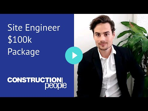 Site Engineer, Brisbane -  $100k Package