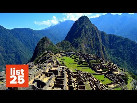 25 Amazing Places You Have To See Before You Die