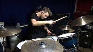 Oskar Podolski - Juliette & the licks - Hot Kiss (DrumCover)