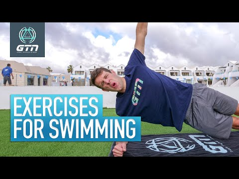 Swim Dry Land Exercises | Strength & Conditioning For Swimming