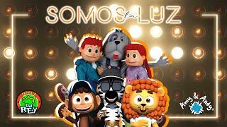 SOMOS LA LUZ - La Patrulla del Rey Feat. Amy y Andy | Canción para Niños