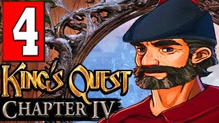 King's Quest Chapter 4 Snow Place Like Home Part 4 ALL CENTER LABRYRINTH PUZZLES SOLVED