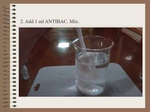 Learn How to Make Dishwashing Liquid Soap