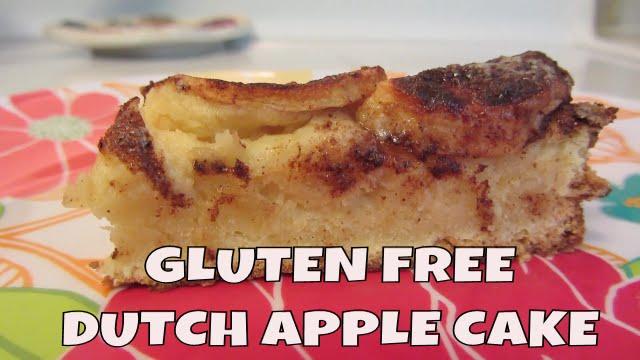 Kitchenaid Apple Cake Recipe: Dutch Apple Cake