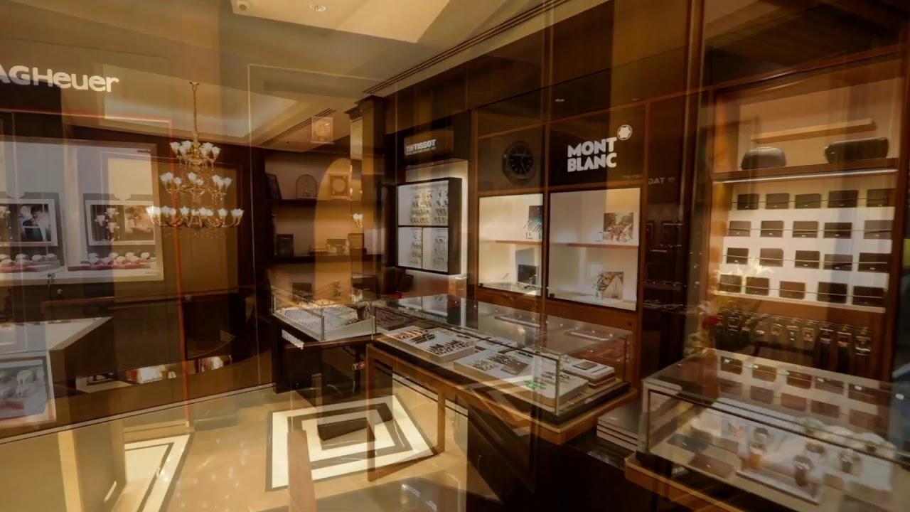 3a06da9b79f Kapoor Watch Company | New Flagship Store | South Ex-II - YouTube