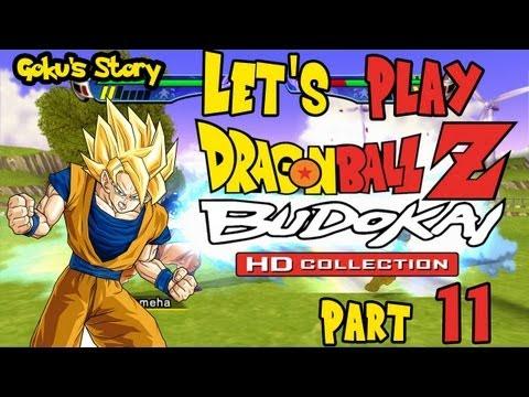 Let's Play DBZ Budokai HD: Part 11 | Hercule Is A Mushroom