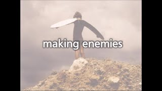 Snow Patrol - Making Enemies - When it's All Over We Still Have To Clear Up