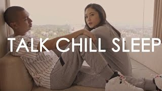 RAYI PUTRA - TALK. CHILL. SLEEP. (Official Music Video)
