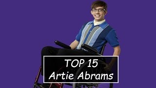 TOP 15 Glee - Artie Solos