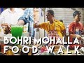Food Walk through Bohri Mohalla, Mumbai // #MagaliVlogs