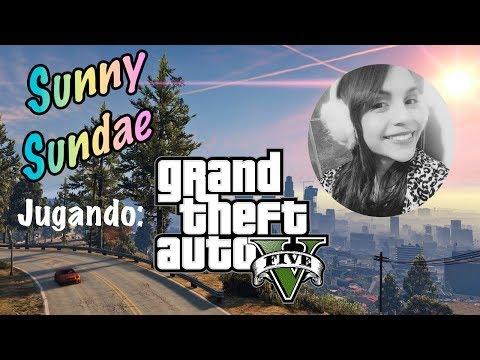 #25 MIL TRES CIENTOS!!!!! - Jugando GTA 5 (PS4 Pro) :3
