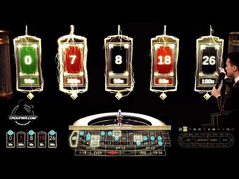 LIGHTNING ROULETTE! NEW CASINO GAME vs £2,000! BIG WIN LOW STAKE? 50X, 100X, 200X, 300X or 500X?