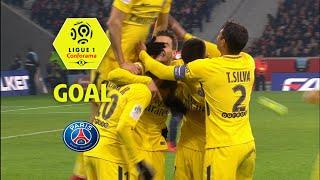 Goal Giovani LO CELSO (87') / LOSC - Paris Saint-Germain (0-3) / 2017-18