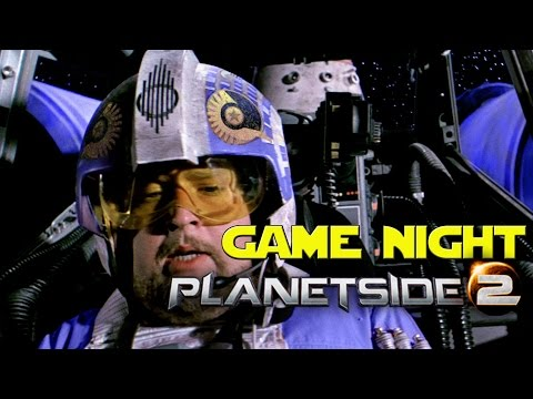 Planetside 2 -Massive Group! Community Game Night #2