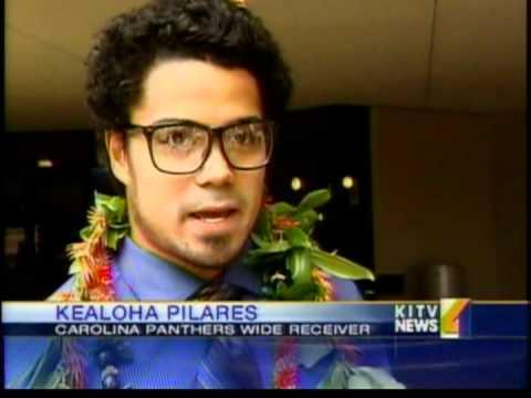 Kealoha Pilares Honored by Honolulu FBI