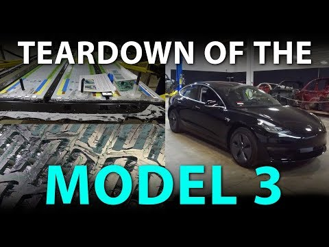 Tearing Into Tesla's Model 3 - AAH #417 LIVE
