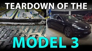 Tesla Model 3: Inside & Out - Autoline After Hours 417