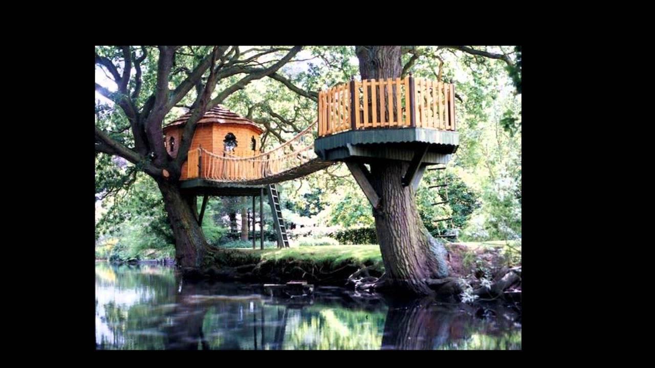 La mejor casa en el arbol del mundo youtube - Casas en el arbol ...