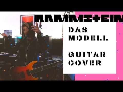 Rammstein Das Modell Guitar Cover [4K / MULTICAMERA]