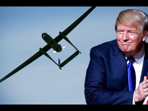 Trump Wants Massive Increase In 'Aggressive' CIA Drone Strikes