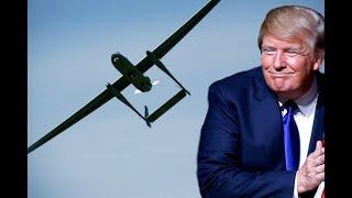 Trump Wants Massive Increase In 'Aggressive' CIA Drone Strikes