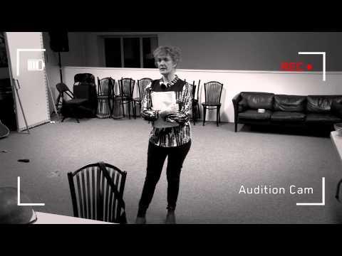 Tammi Øst til audition