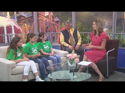 """Helping The Hellbenders: Horseheads 5th Grade Girls Are """"future Stewards Of Our Environment"""""""