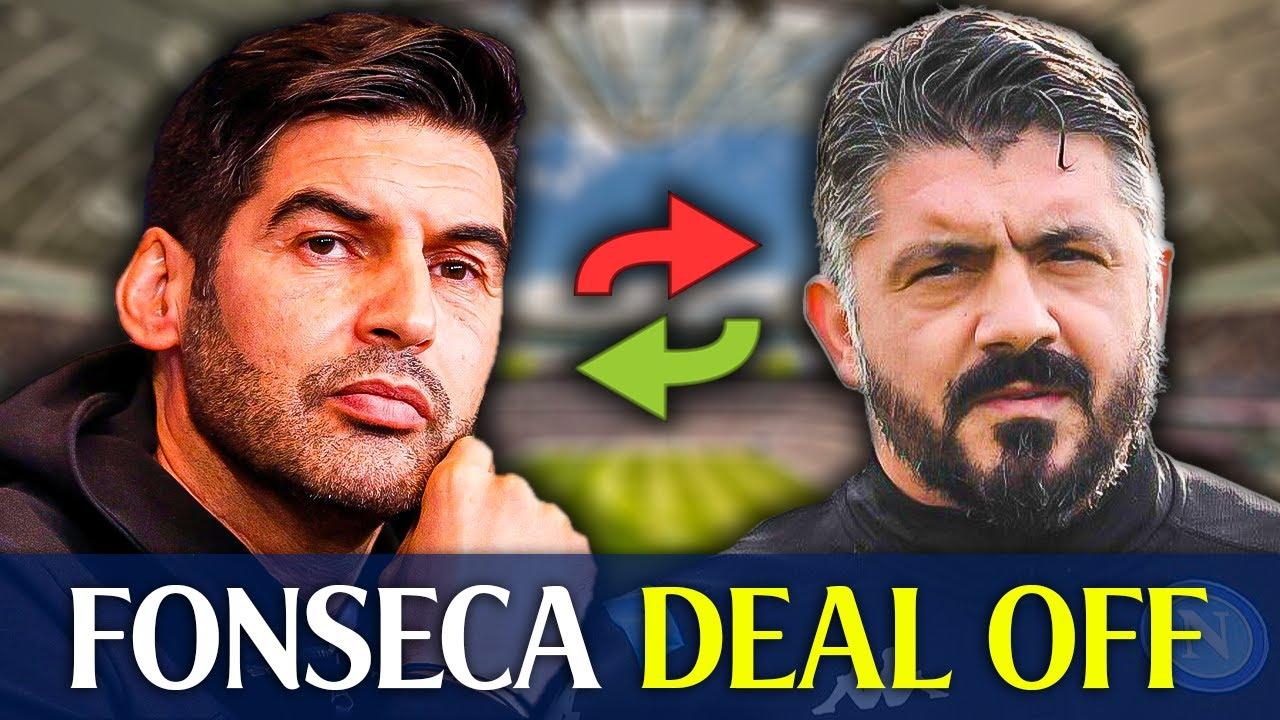 **BREAKING NEWS** Paulo Fonseca DEAL OFF   Tottenham CLOSING IN On Gennaro Gattuso As Next Manager