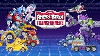 Robot Kuşlar - Angry Birds Transformers