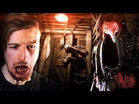 SOME DOORS SHOULD STAY CLOSED.. FOREVER. || The Conjuring House (Part 3)