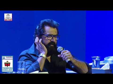 ThinkEDU2020- Is our cinema teaching young India well? Sarath Kumar, Politician and actor