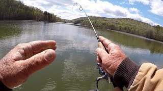 Crappie Fishing Secrets - Finding Productive Areas