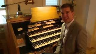 Grand Rapids home for sale with Pipe Organ