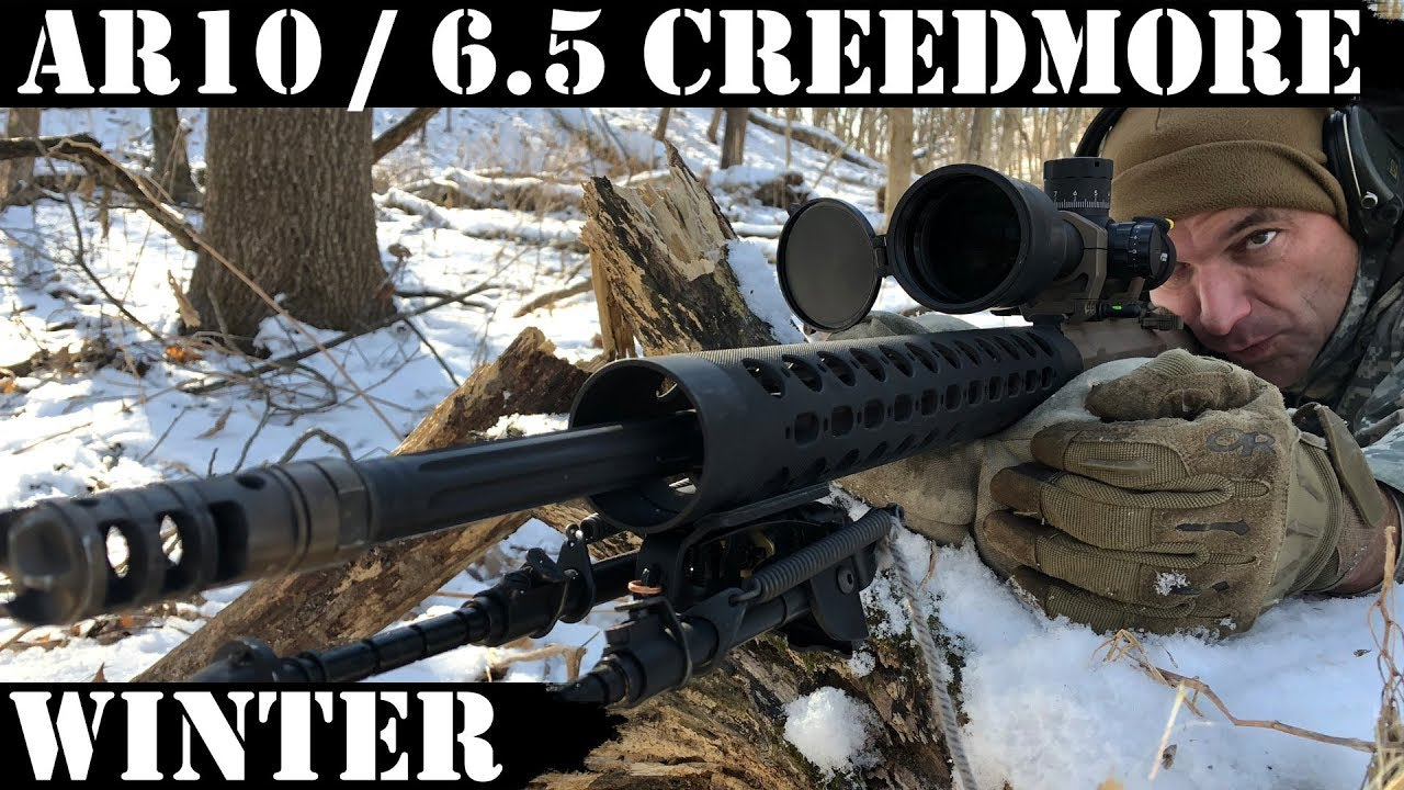 AR10 - upgrading from 308 to 6 5 Creedmoor: Winter