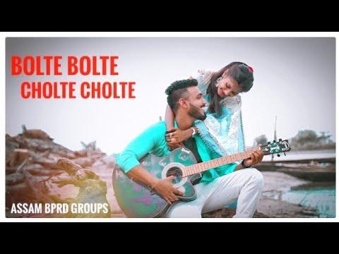bolte-bolte-chalte-chalte-hindi-version-album-//-singer-by-mithun-saha-//-ft-by-mridul-n-pooja