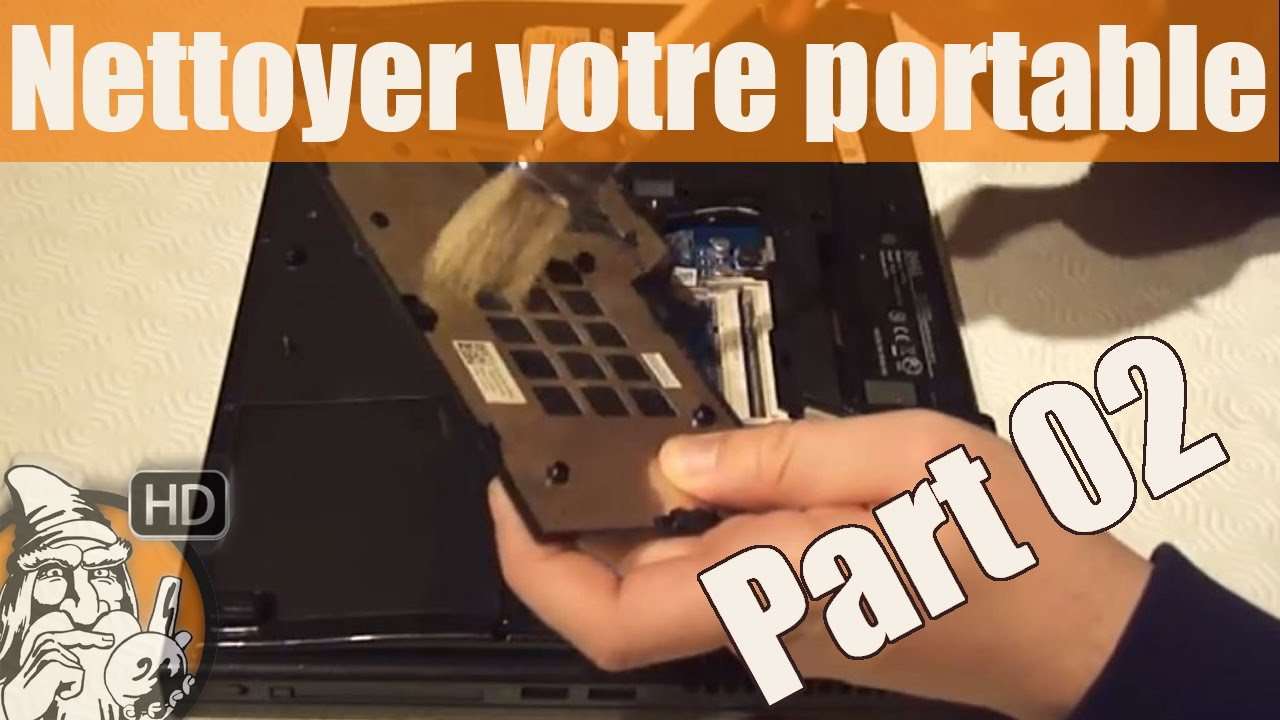 photo comment nettoyer son pc portable gratuitement