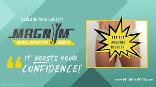 It boosts your confidence! | MagnYm™ ® 2021