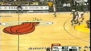 Top 10 NBA 3rd week 2000-2001