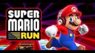 super mario run #1