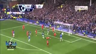أهداف مباراة إيفرتون 3-3 ليفربول [23-11-2013] عصام