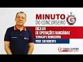 Dica #4 de Operações Bancárias | Terracap e Hemocentro | Prof. Cid Roberto
