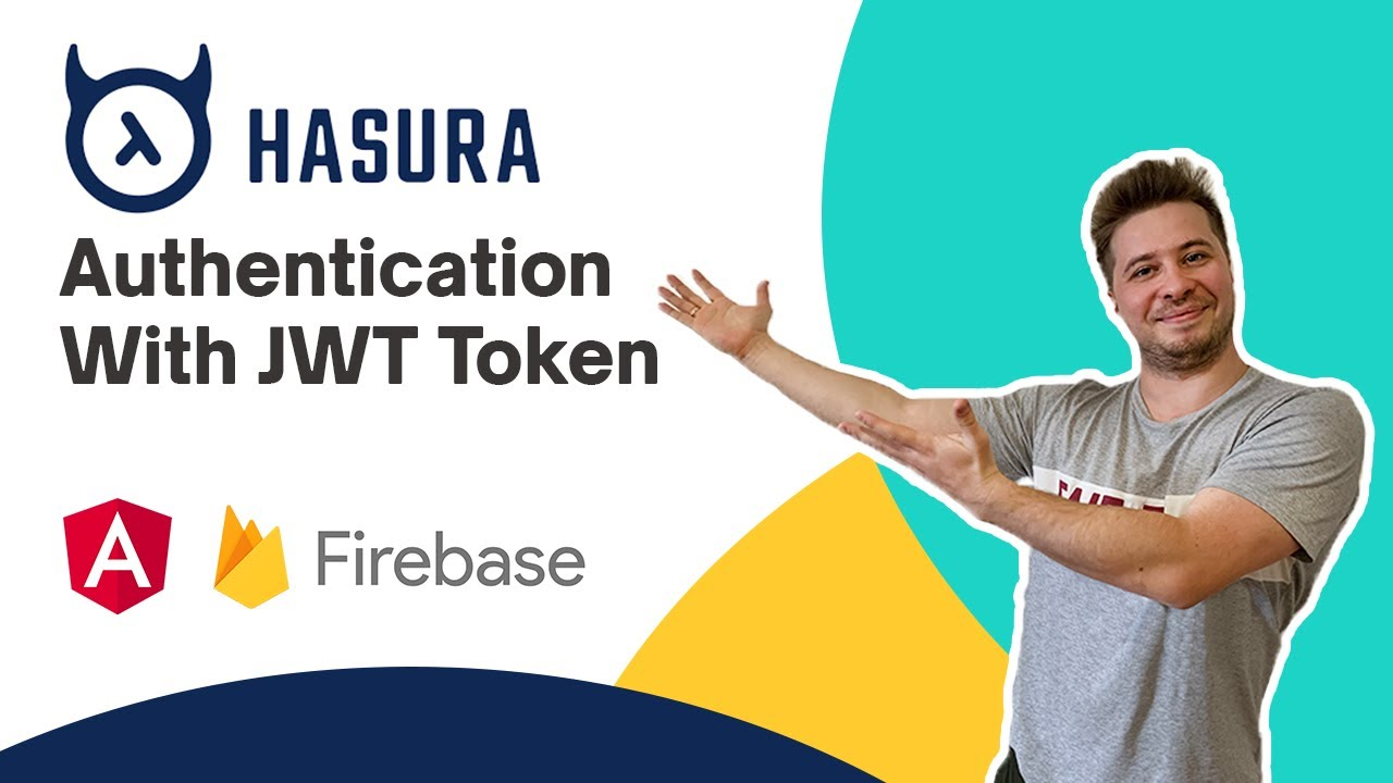 Hasura Authentication with JWT Firebase and Angular 9 [tutorial, 2020]