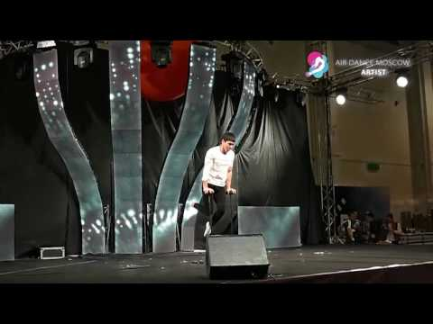 Эквилибр Air Dance Moscow Artist