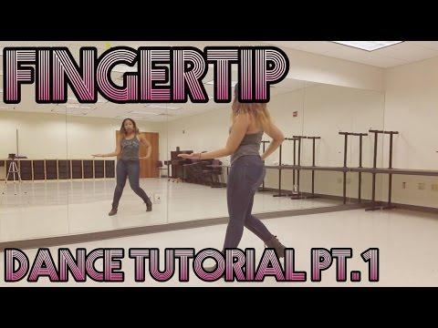 GFRIEND(여자친구) _ FINGERTIP DANCE TUTORIAL PART 1