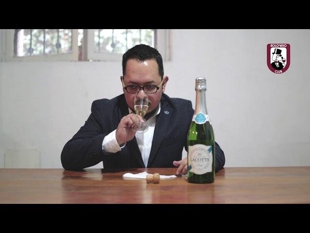 Cata de Vino Espumoso LaCotte