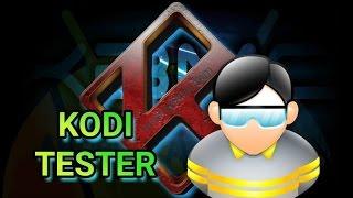 KODI: come diventare un Tester Android
