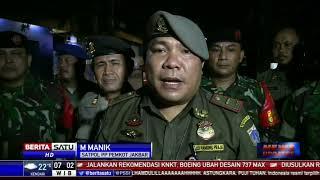 Petugas Gabungan Merazia Spa dan Panti Pijat di Jakarta Barat