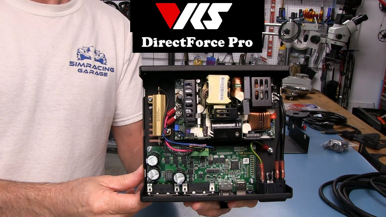 Download VRS DirectForce Pro DD Wheel System Review