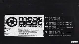 Watch Meat Beat Manifesto I Am Electro video
