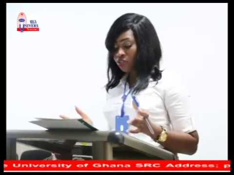 The State of the University of Ghana SRC Address